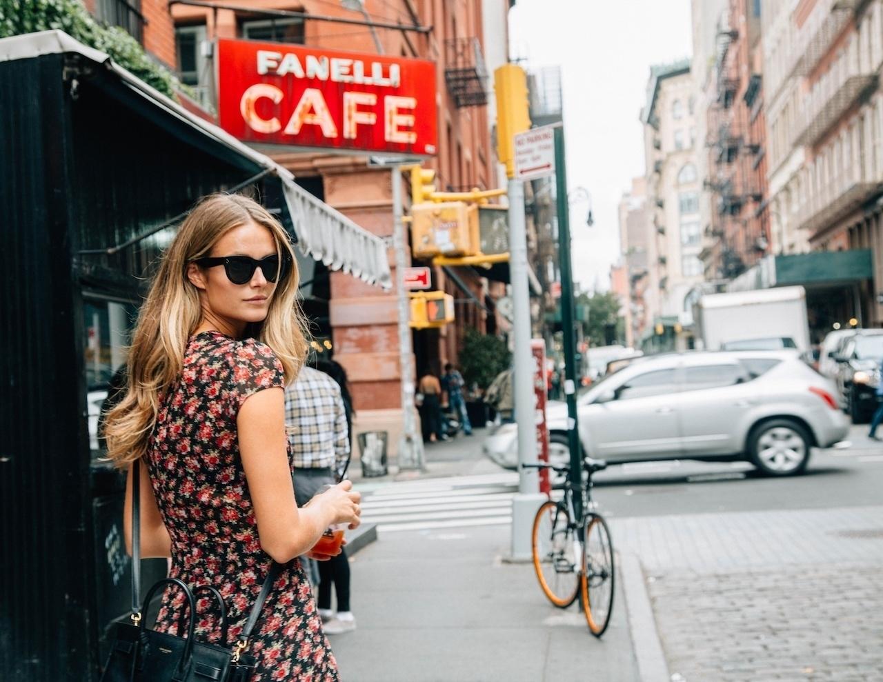 Fanelli Cafe Location Shot