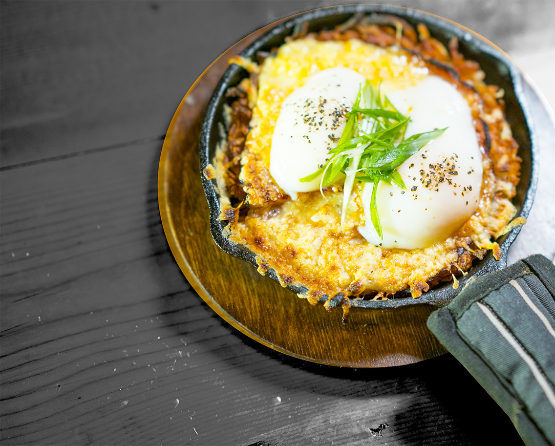 Skillet Food Photography