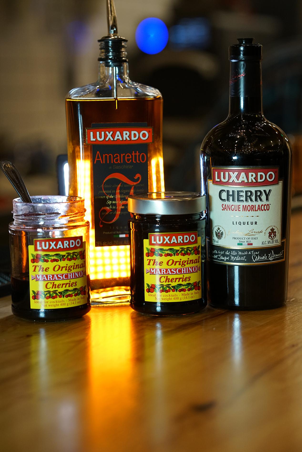 Luxardo Drinks Food Photography