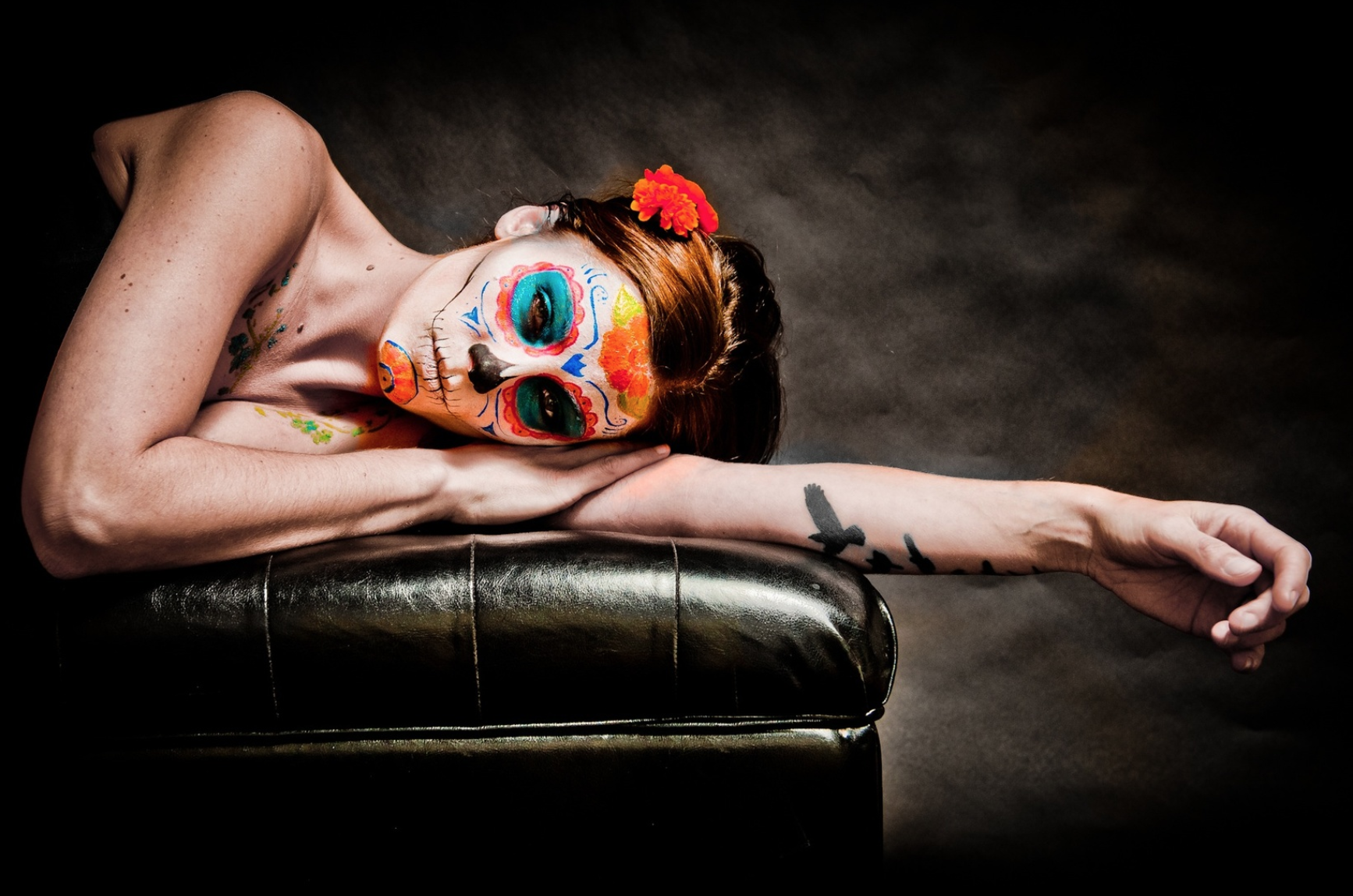 Dia Los Muertes Lifestyle Photography 2